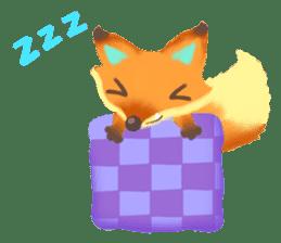 Mini Fox sticker #544633