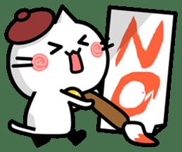 Rin The Cat(English) sticker #544876