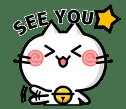 Rin The Cat(English) sticker #544877