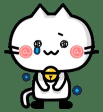 Rin The Cat(English) sticker #544880