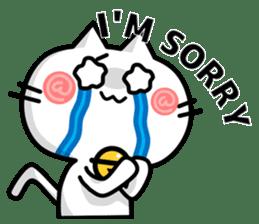 Rin The Cat(English) sticker #544889