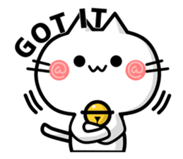 Rin The Cat(English) sticker #544893
