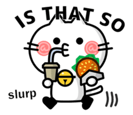 Rin The Cat(English) sticker #544895