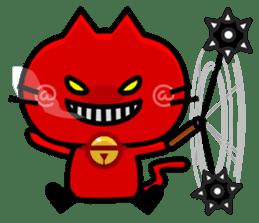 Rin The Cat(English) sticker #544906
