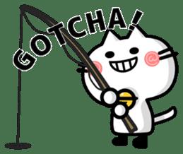 Rin The Cat(English) sticker #544907