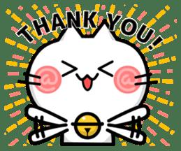 Rin The Cat(English) sticker #544908