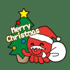 Takochin (A lovely octopus) sticker #545233