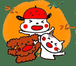 Ichigo-inu and Friends  Vol.2 sticker #545265