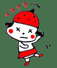 Ichigo-inu and Friends  Vol.2 sticker #545267