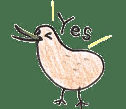 Pretty Kiwi sticker #545283