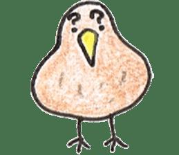 Pretty Kiwi sticker #545286