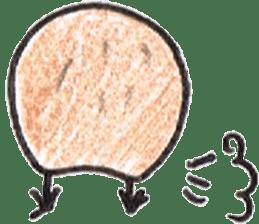 Pretty Kiwi sticker #545290
