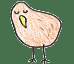 Pretty Kiwi sticker #545294