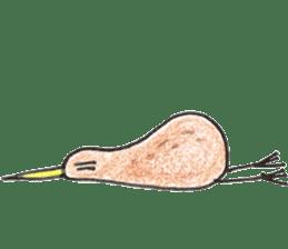 Pretty Kiwi sticker #545305