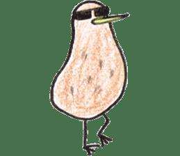 Pretty Kiwi sticker #545308