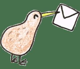 Pretty Kiwi sticker #545312