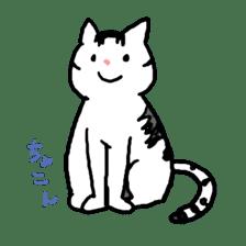 hijiki san sticker #545835