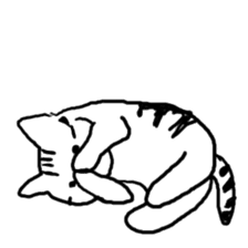 hijiki san sticker #545839