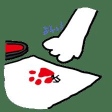 hijiki san sticker #545847