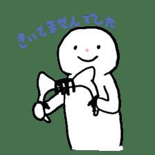 hijiki san sticker #545852