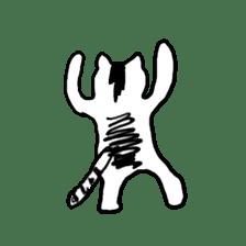 hijiki san sticker #545870