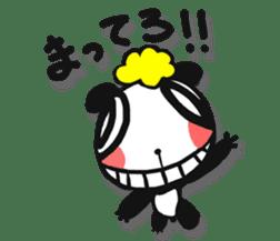 ORESAMA PANDA sticker #546634