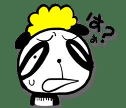 ORESAMA PANDA sticker #546641