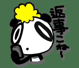 ORESAMA PANDA sticker #546642