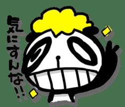 ORESAMA PANDA sticker #546644