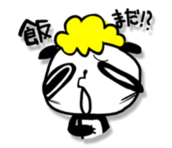 ORESAMA PANDA sticker #546653