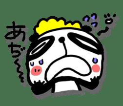 ORESAMA PANDA sticker #546656
