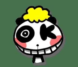 ORESAMA PANDA sticker #546668