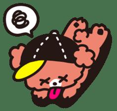 Lucky & Friends (English Ver.) sticker #547562