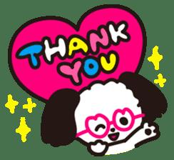 Lucky & Friends (English Ver.) sticker #547576