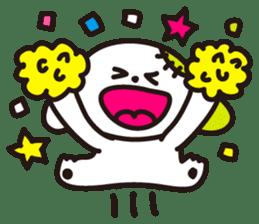 Lucky & Friends (English Ver.) sticker #547580