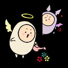 Tensuke&akumaru