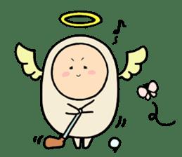 Tensuke&akumaru sticker #547601