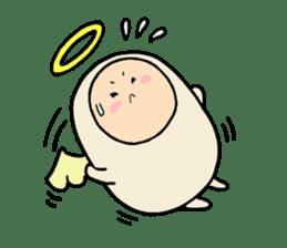Tensuke&akumaru sticker #547604