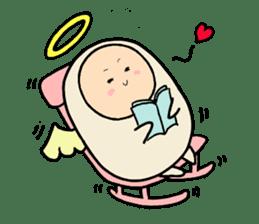 Tensuke&akumaru sticker #547609