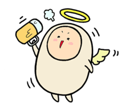 Tensuke&akumaru sticker #547610
