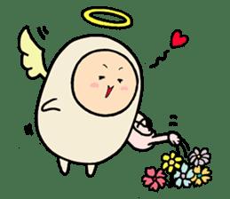 Tensuke&akumaru sticker #547611