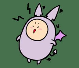 Tensuke&akumaru sticker #547616