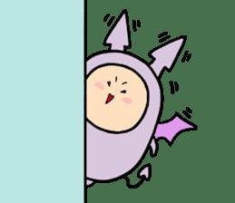 Tensuke&akumaru sticker #547617