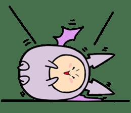 Tensuke&akumaru sticker #547618