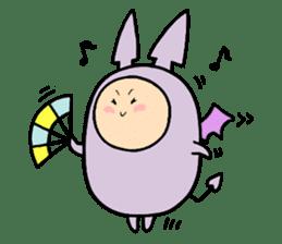 Tensuke&akumaru sticker #547620
