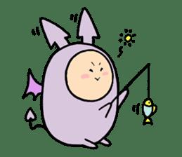 Tensuke&akumaru sticker #547621