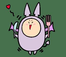 Tensuke&akumaru sticker #547622