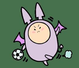 Tensuke&akumaru sticker #547623