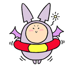 Tensuke&akumaru sticker #547626