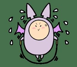 Tensuke&akumaru sticker #547629